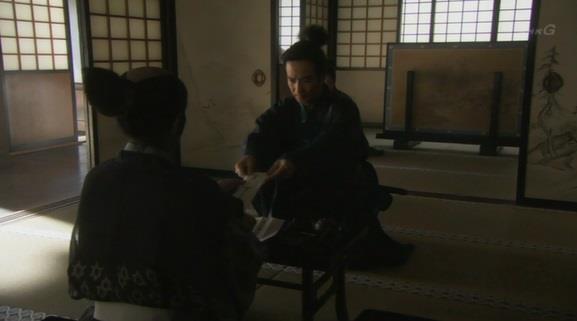 上杉家中に真田家が加わることを了承する起請文を受け取っているのも、人質の信繁 真田丸