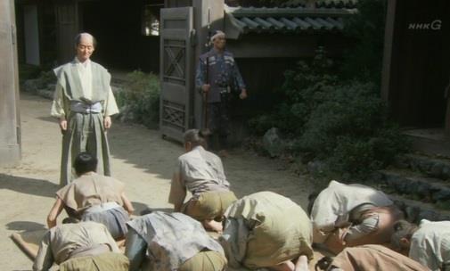 領地内で揉め事が起きてばかり 真田丸