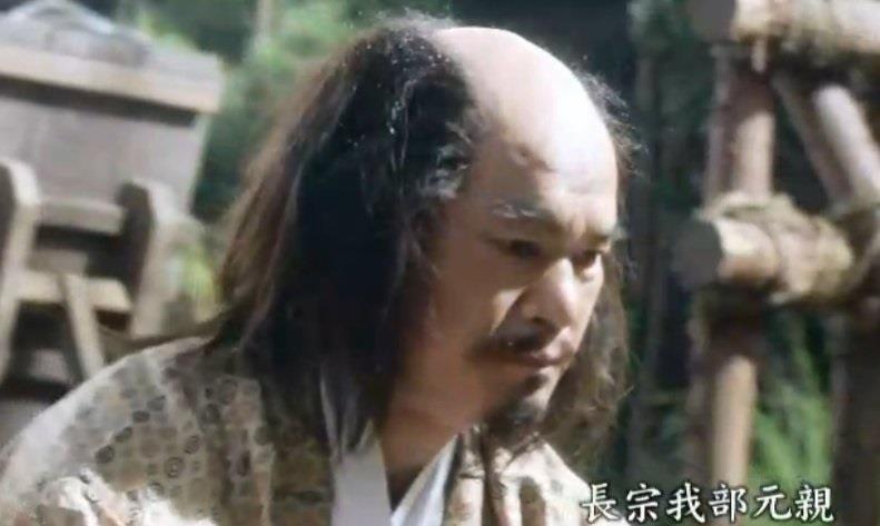 ※画像は大河ドラマ「軍師官兵衛」の長宗我部元親