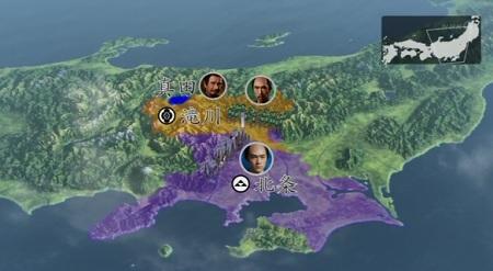 神流川の戦い 地図 真田丸