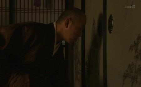 よく見ると僧侶の格好 板部岡江雪斎 真田丸