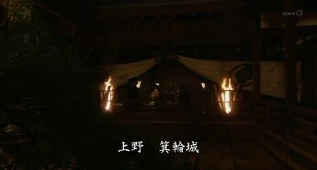 箕輪城へ訪れた真田昌幸・信繁親子 真田丸