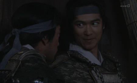 「この城の中には、滝川一益の兵と、小諸城の兵が入り混じっている。そこが狙い目だ」真田信繁 真田丸