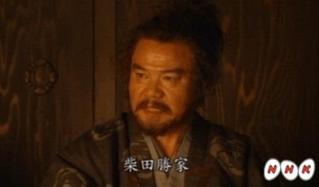 柴田勝家 大河ドラマ「江〜姫たちの戦国〜」の柴田勝家