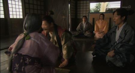 「大恩ある武田家を裏切りおって」とり 真田丸