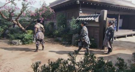 「百日紅(さるすべり)が綺麗に咲きましたね」真田信繁 真田丸