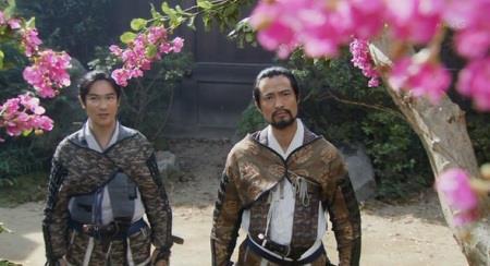 「元々この海津城は、春日様のお父上のお城だったのですね」真田信繁 真田丸