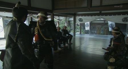 「こうなったからには、全軍で正面からぶつかりましょうぞ」本多忠勝 真田丸