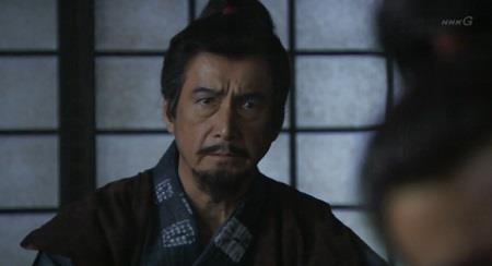 「信じぬならもうよい、北条の元に去れ!!」真田昌幸 真田丸