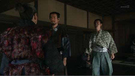 「出浦様、お気持ちはありがたいのですが、父上の気持ちは既に固まっております」真田信幸 真田丸