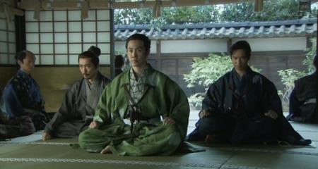 「父が急病のため、急遽、拙者が名代(みょうだい)としてまかりこしました」真田信幸 真田丸