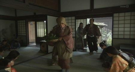 真田昌幸の母おとりがいる 真田丸