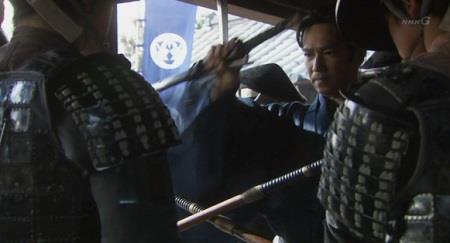 刀を取り上げられてしまいました 真田丸