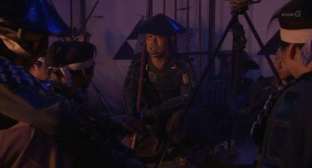 「勢いに乗った、上杉の軍が、こちらに向かってくるとのことだ」佐助 真田丸