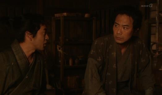 「あの方は確かにうるさそうですね。ご自身が京の公家から嫁がれた方だから」矢沢三十郎 真田丸