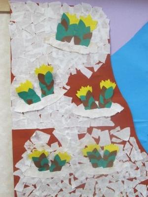 春の壁絵2