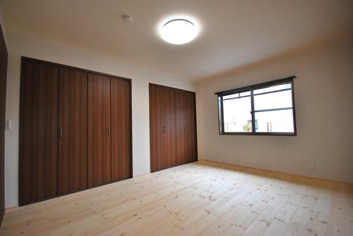 岡山市中区関 主寝室2