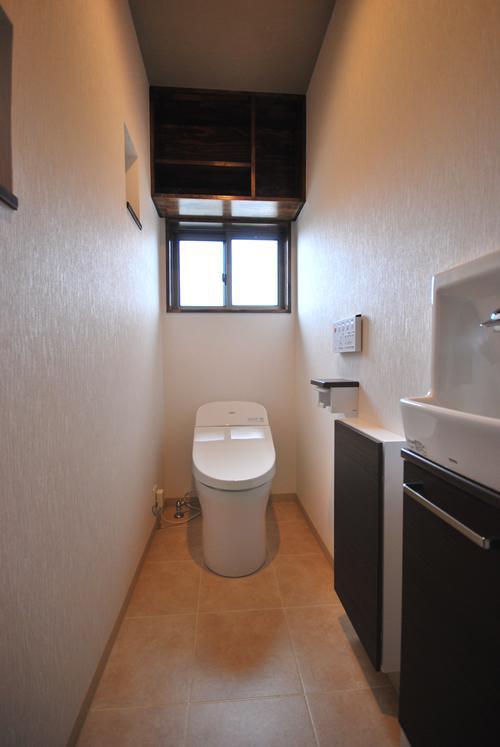 岡山市中区関 トイレ