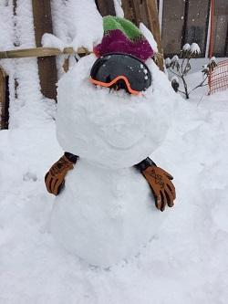 雪だるま22422016
