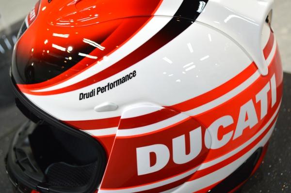 DUCATIヘルメット02