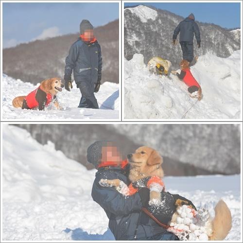 2015.12.31雪遊び
