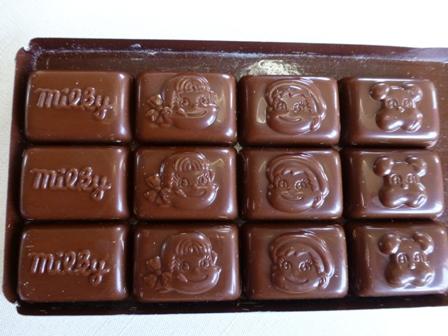 魔法のミルキーチョコレート14
