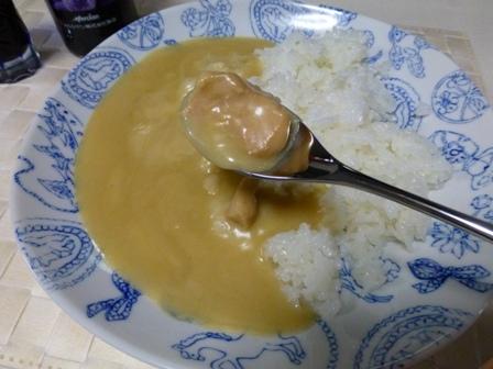 バターチキン味ガンダムカレー13