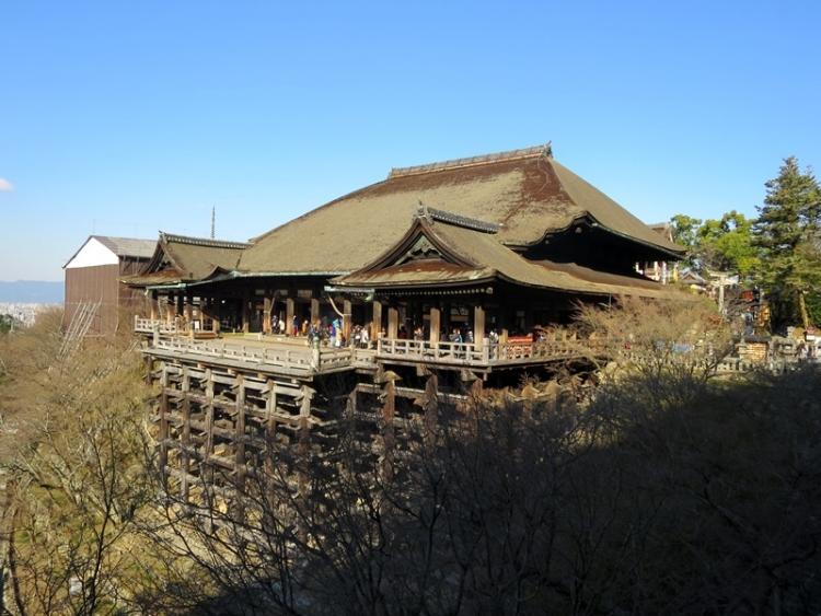 清水寺160114
