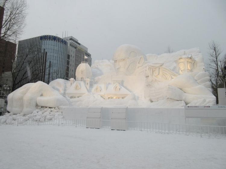 大雪像1160205