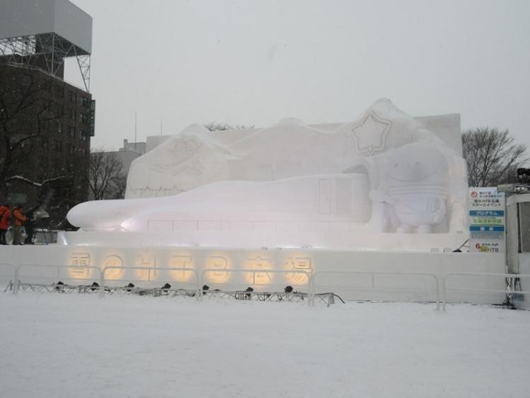 大雪像3160205