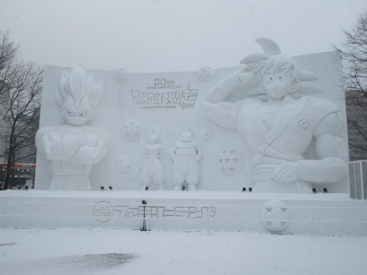 大雪像4160205