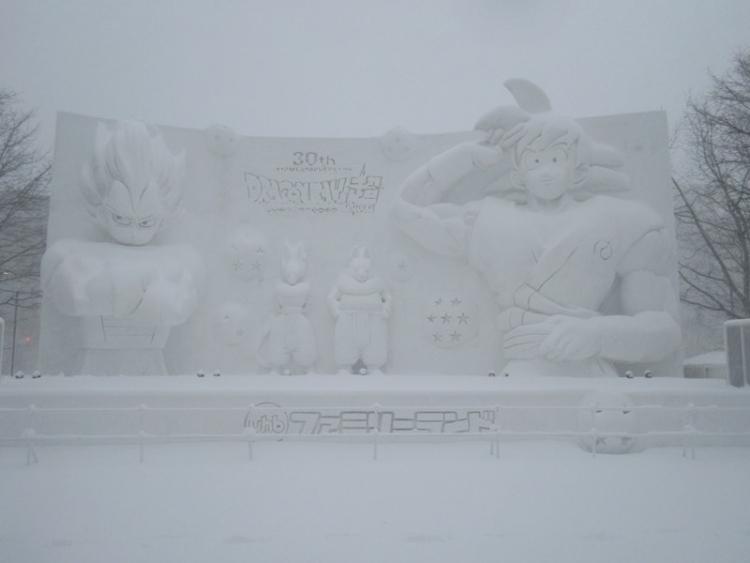大雪像4160210