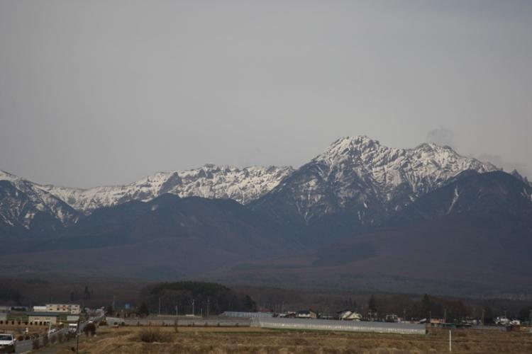 八ヶ岳1160329