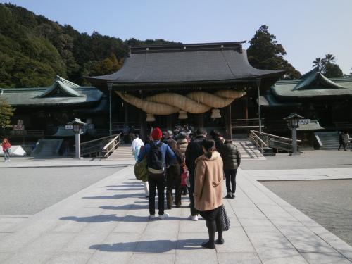宮地嶽神社3