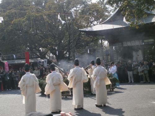 宮地嶽神社10
