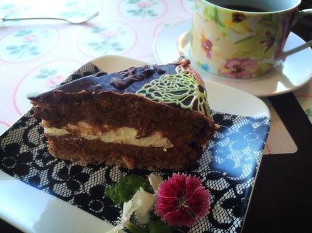 ケーキカット