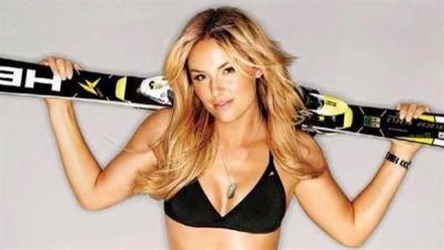 3度目の登場となったスポーツ・イラストレイテッド誌でセクシーな水着姿を披露したリンゼイ・ボン(本人のフェイスブックから)_prm1602280003-p20