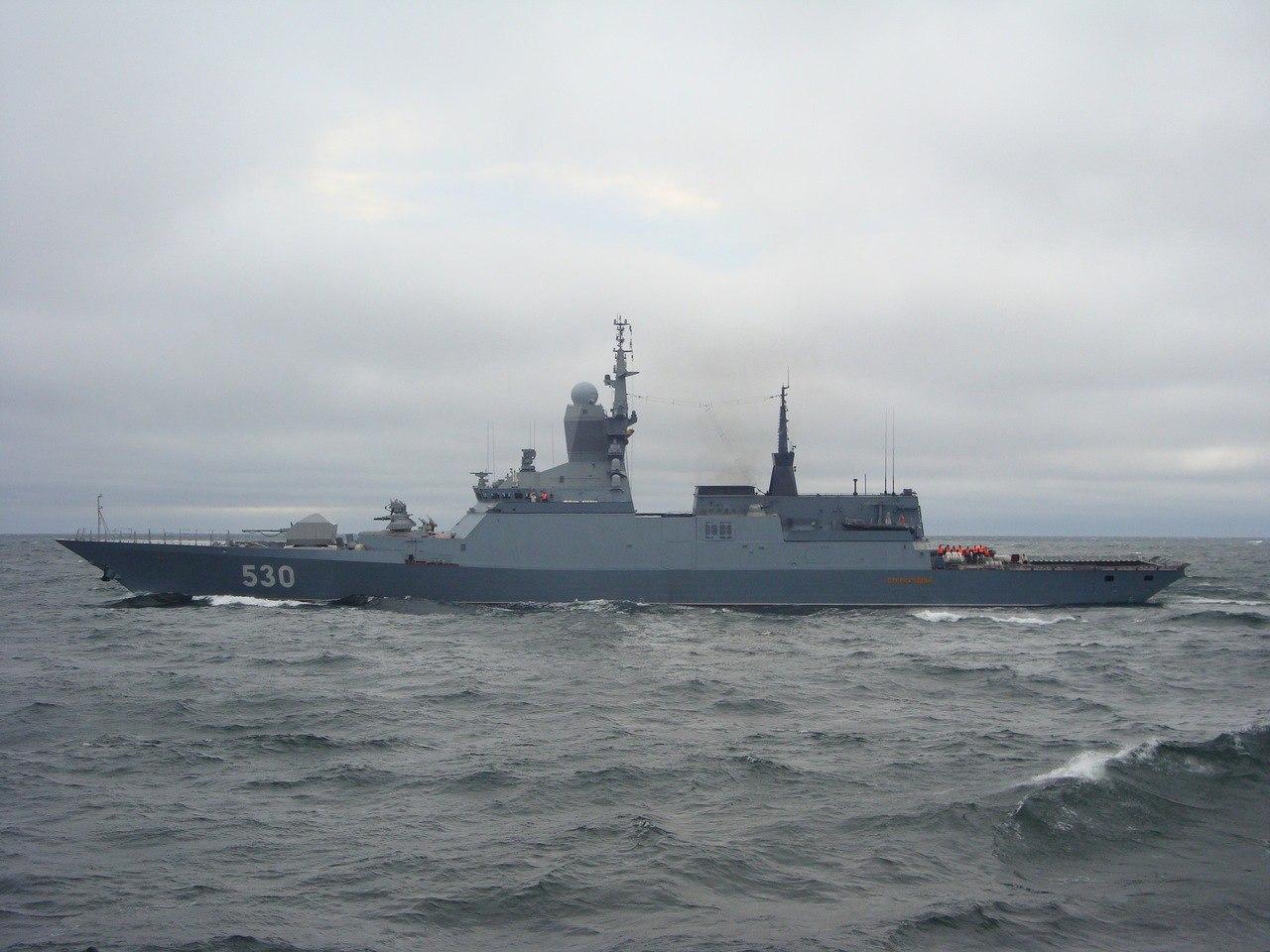 ロシア海軍の新世代艦プロジェク...