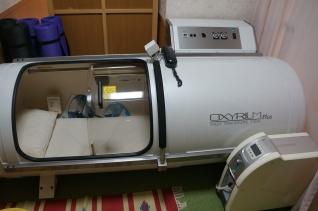 高圧酸素カプセル1
