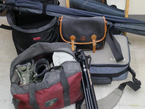 多摩川大会準備