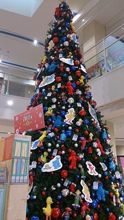 クリスマスツリー 2015.12.19-1