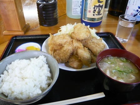 鶏焼屋:定食1