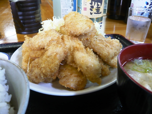 鶏焼屋:定食2