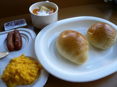 名鉄イン名古屋金山:朝食1