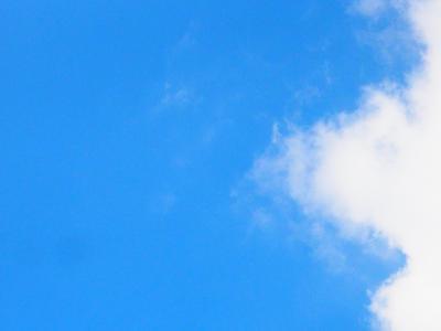 1月4日の空