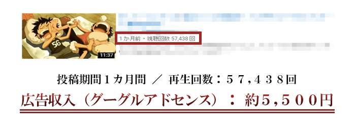 YouTube Trend-Movie Maker「流時」-RYUJI- ワンピース