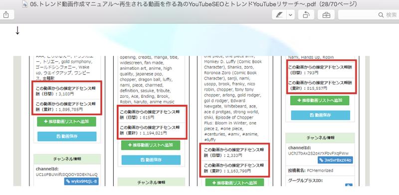 YouTube Trend-Movie Maker「流時」-RYUJI- マニュアル画像4