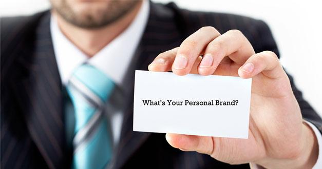 personal branding 画像