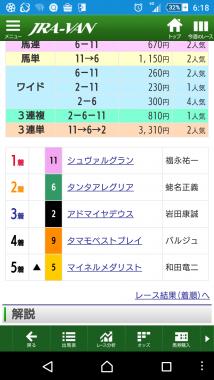 2016阪神大賞典