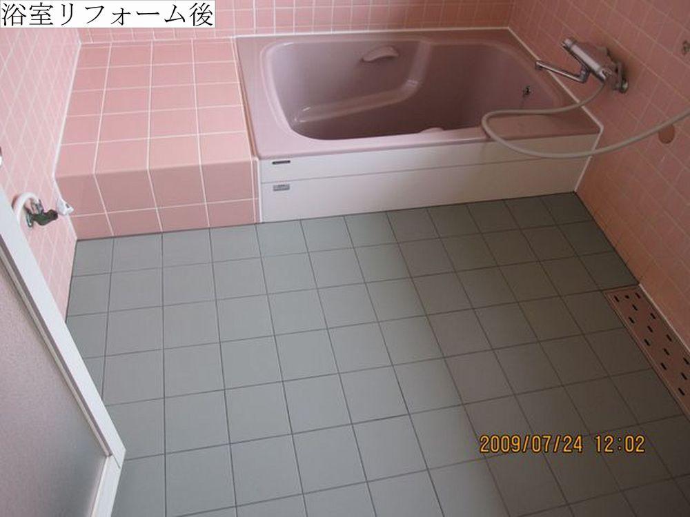 ⑩浴室後web